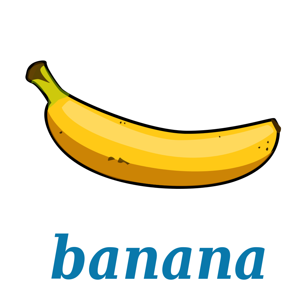 banner royalty free stock Bananas vector svg. File wikivoc banana wikimedia