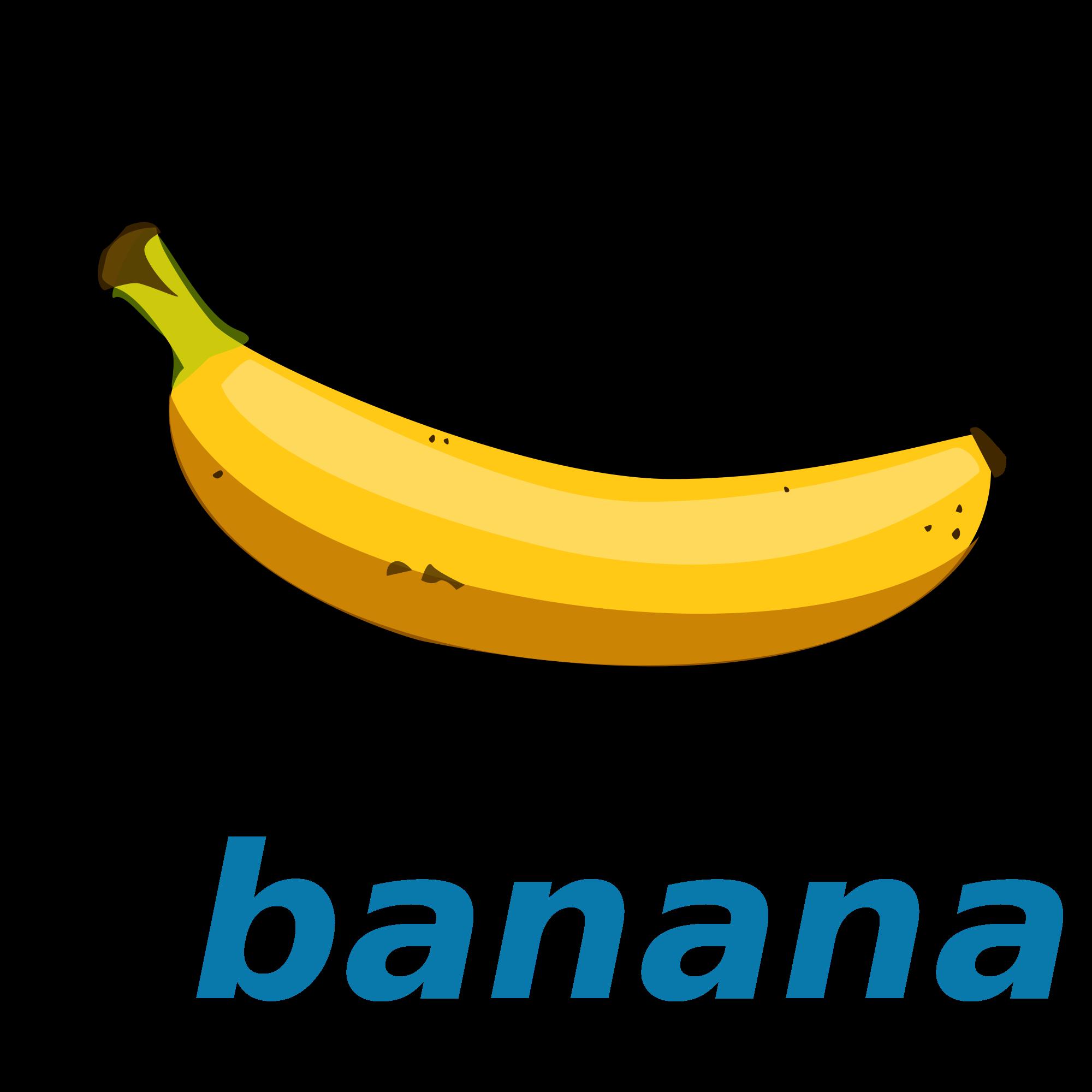 clip art transparent download bananas clipart svg #76292136