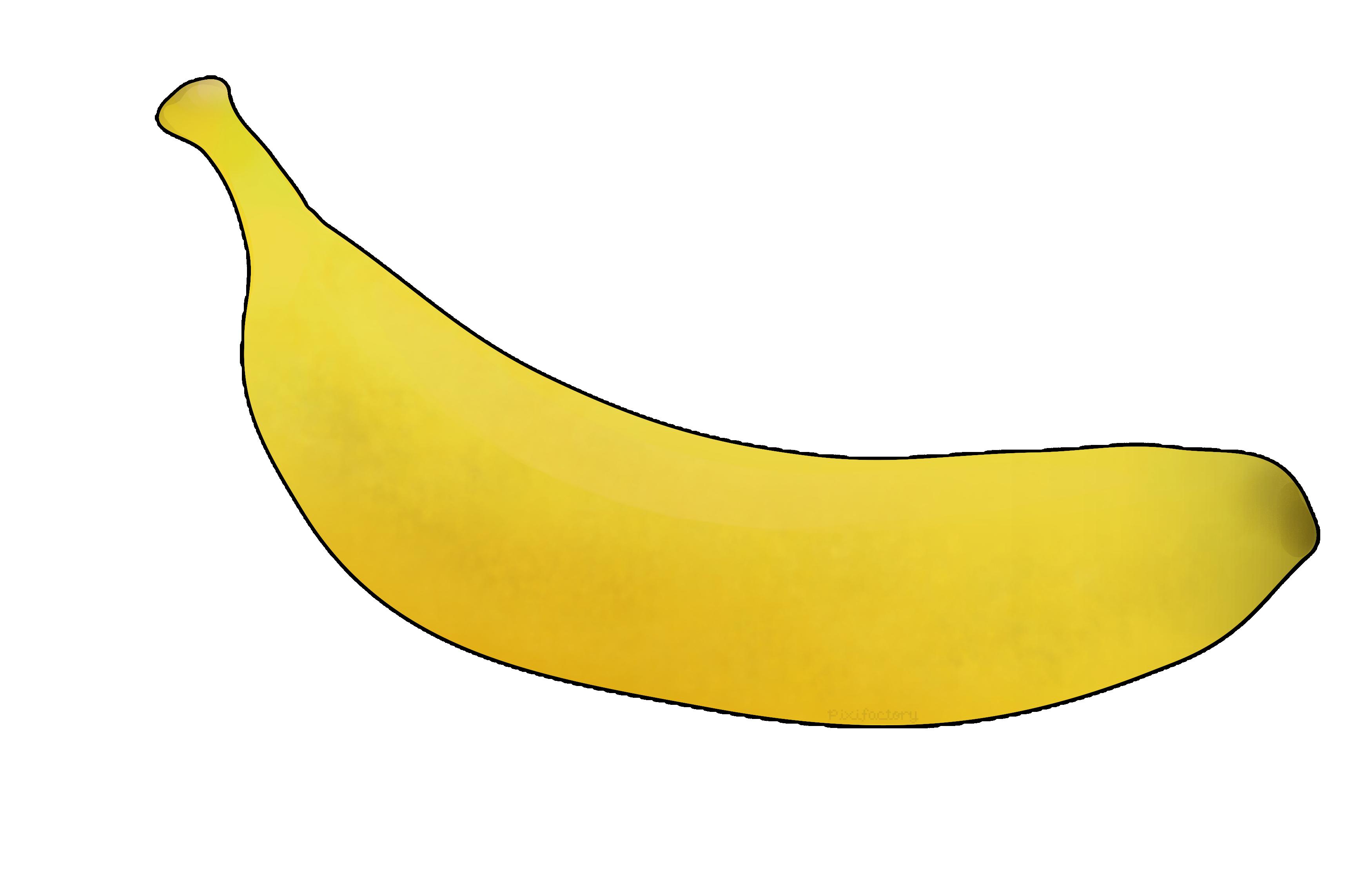 clip freeuse stock bananas clipart yellow banana #76289187
