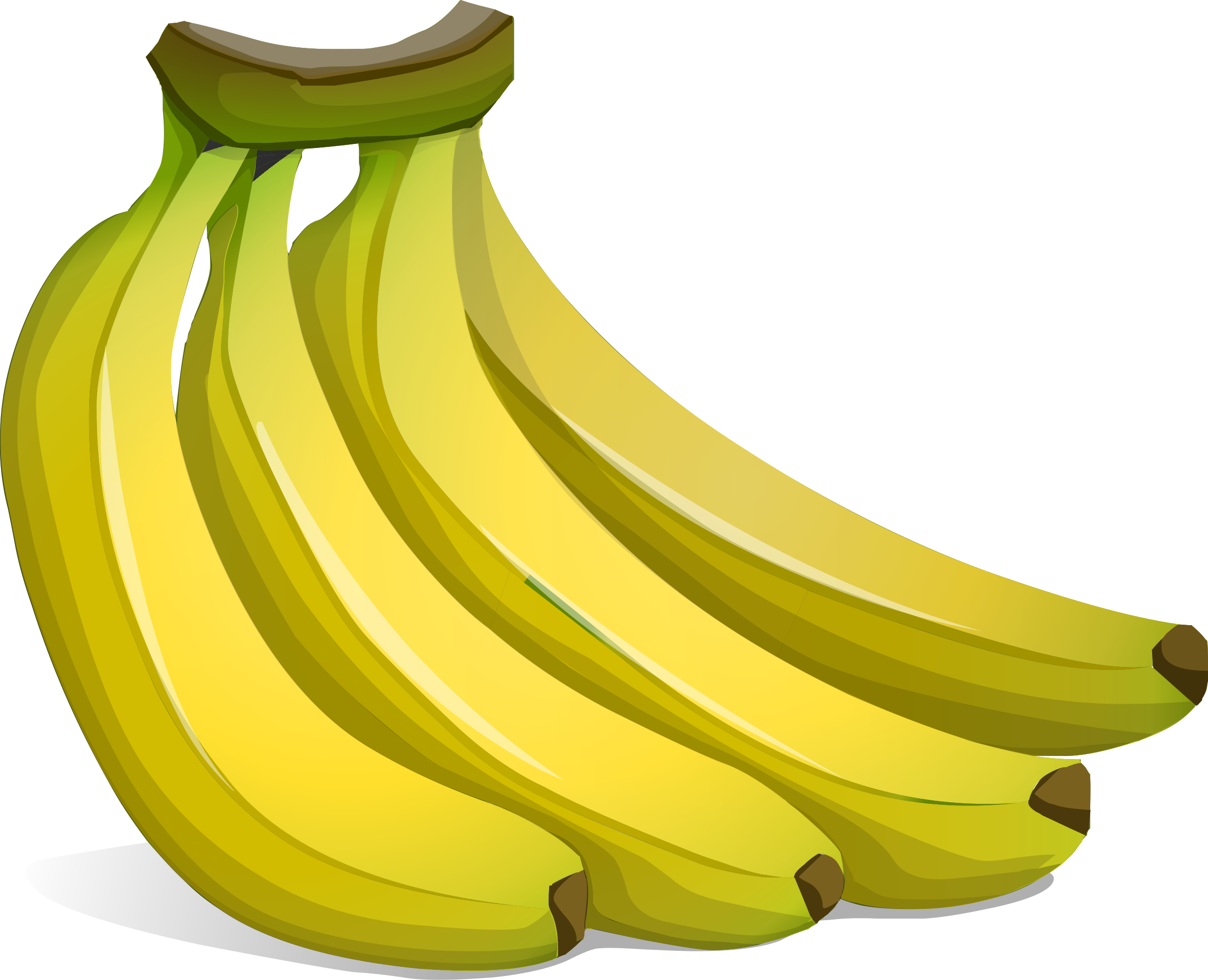 banner transparent download Bananna clip 80's. Clipart a bunch of