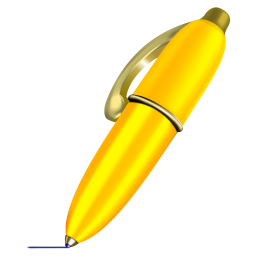 clipart freeuse stock Bananas drawing pen. Icon myiconfinder