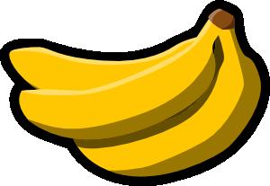 png Bananas vector buah. Icon clip art at