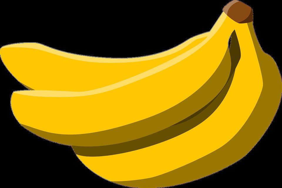 royalty free library Clipart banana free download. Bananas vector buah