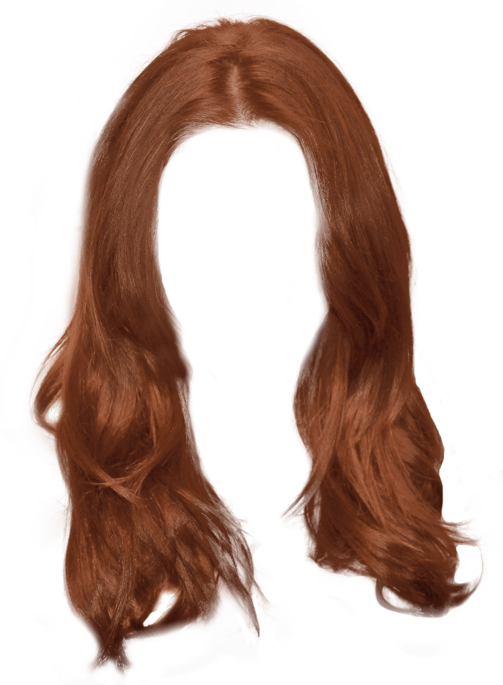 picture royalty free library Bananna clip long hair. Collection of free transparent