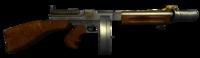 image free stock Bananna clip uzi. Submachine guns cool tv