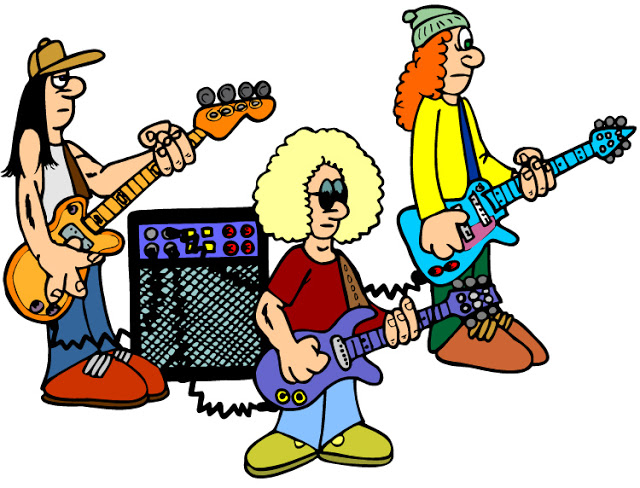 image Free cliparts download clip. Band clipart