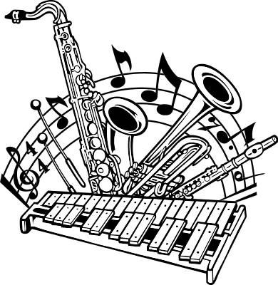 clip art free Band clipart. Uwec had a great