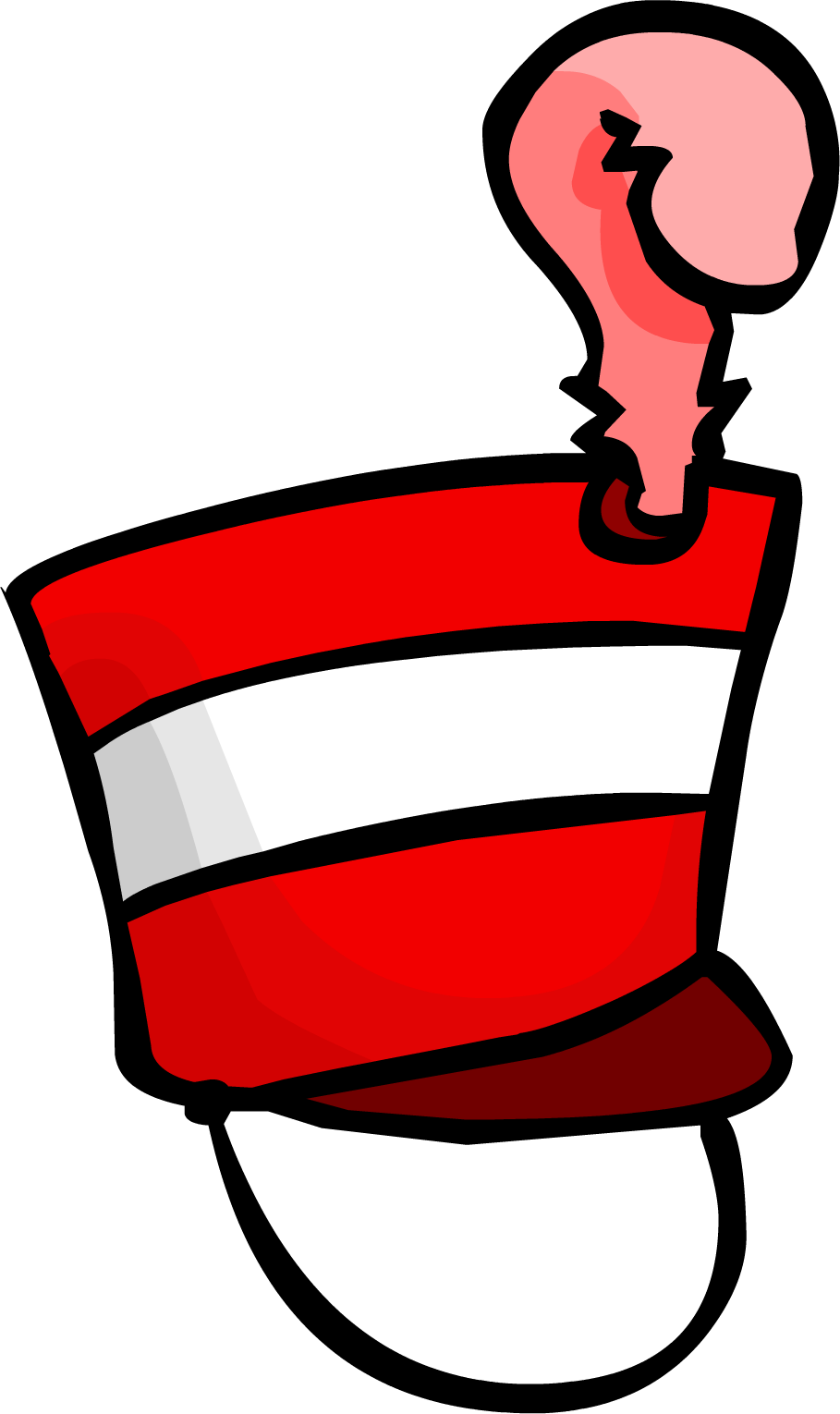 jpg library Marching band hat club. Vector bands banner
