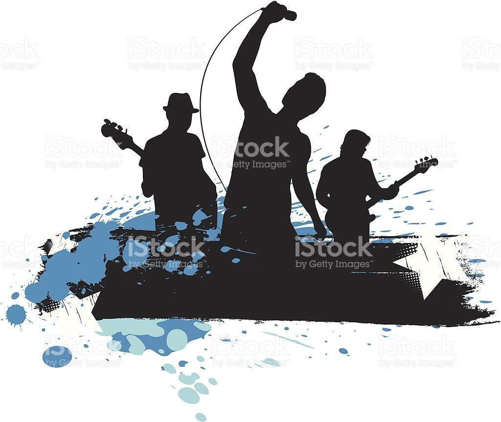 clip art free stock Rock id logos designs. Band vector.