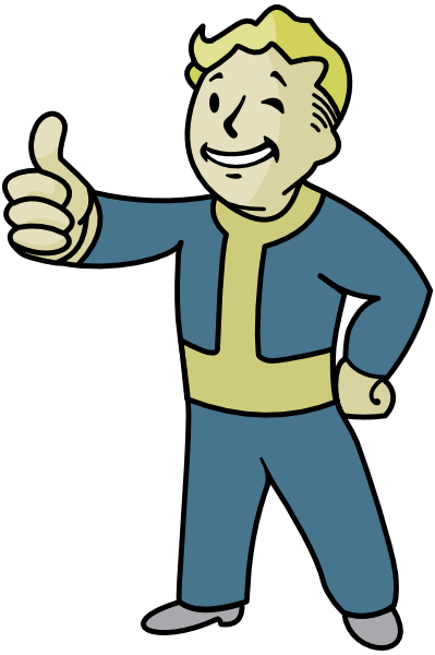 black and white download Fallout Pipboy Vector Graphic for free use have fun