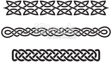 image royalty free download These are original designs. Vector bands celtic pattern