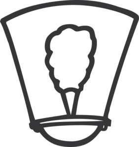 free library Vector band outline. Marching hat clip art