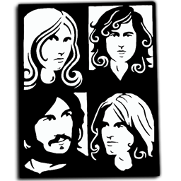 vector free download Led Zeppelin face