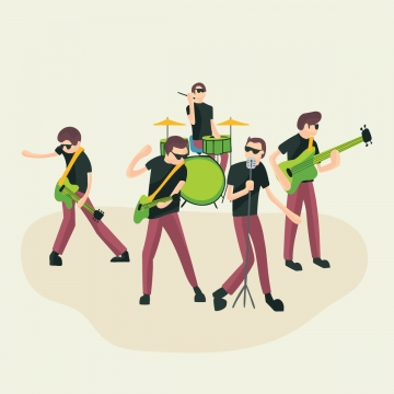 image royalty free stock Music png psd and. Vector band gambar