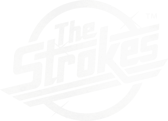 free download The strokes . Vector band event
