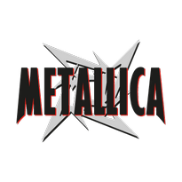 picture Vector bands music. Metallica band eps logo