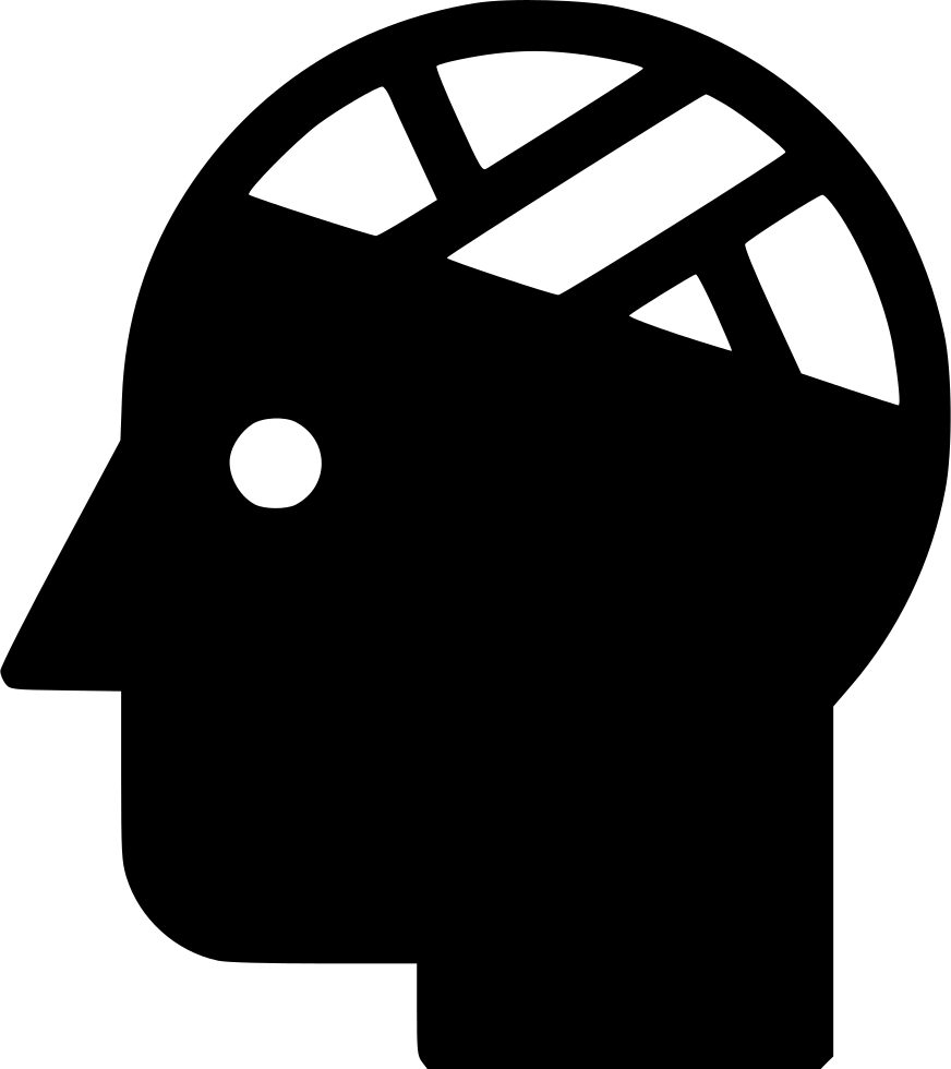 png transparent stock Patient injury medicine svg. Bandage drawing bandaged head