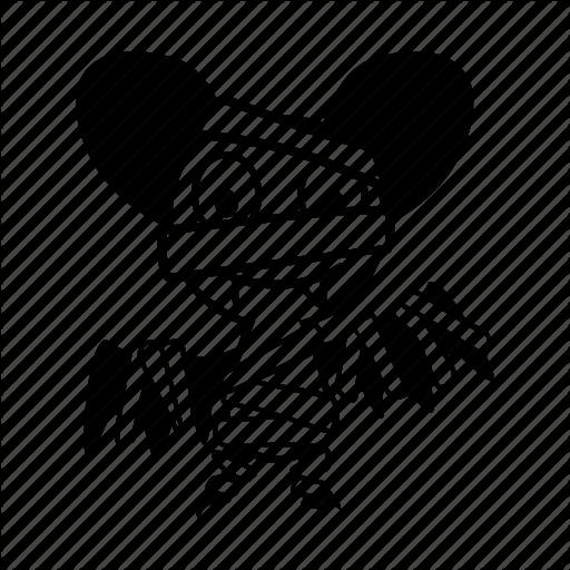 transparent download Bat cartoon character happy. Bandage drawing halloween