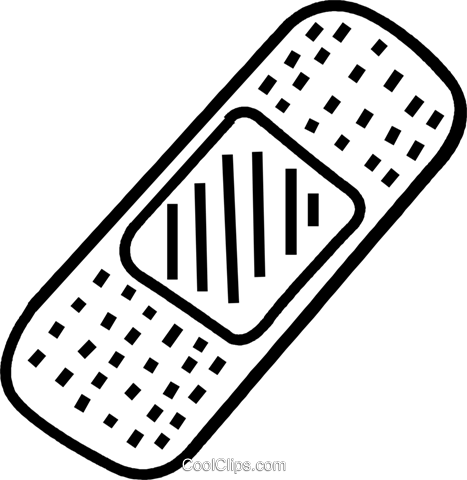 transparent Bandaid clipart band aid