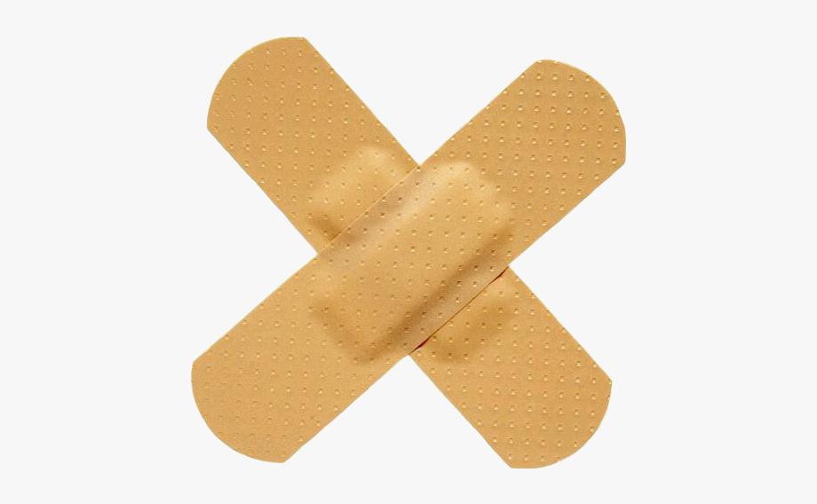jpg free stock Bandaid clipart plaster. Band aid parchecurita bandita.