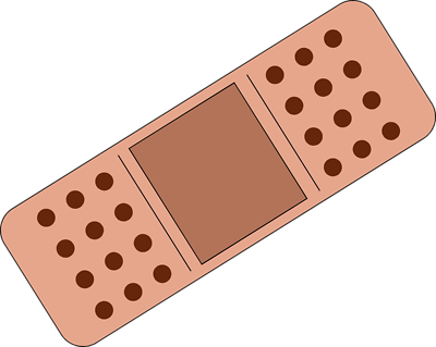 clip art royalty free download Bandaid Clipart
