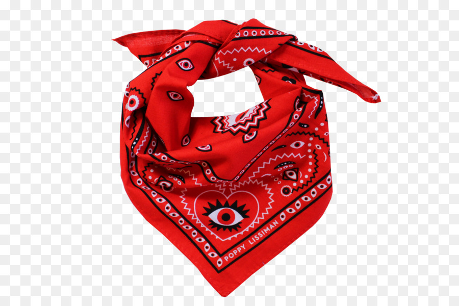 transparent download Scarf transparent bandana. Red png free images