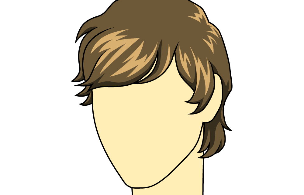banner download How To Draw Male Hairstyle