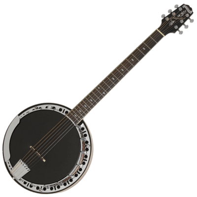 graphic royalty free Banjo clipart. Transparent png stickpng
