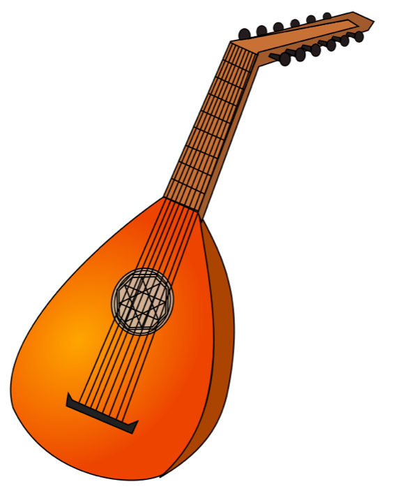 svg free stock Clipart of Cellos