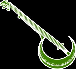 clipart library Banjo Clip Art at Clker