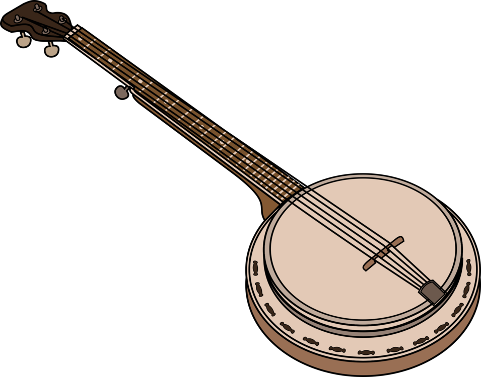 vector free library Banjo String Instruments Musical Instruments Bluegrass free