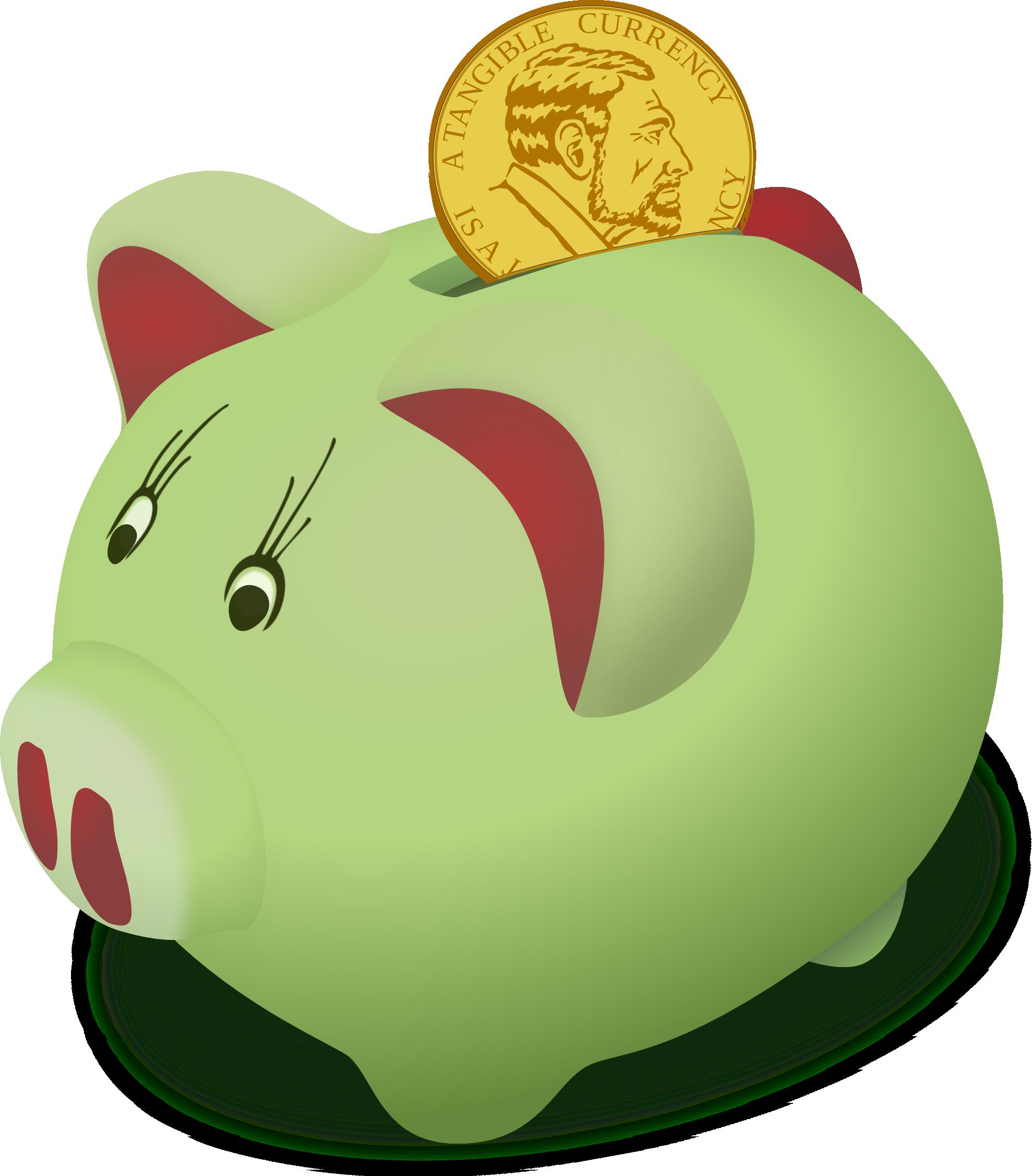 vector free library Bank clipart. Clip art savings
