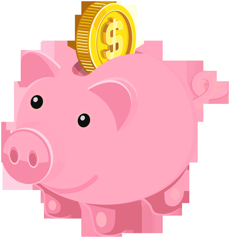 png transparent Bank clipart england bank. Piggy coin clip art.