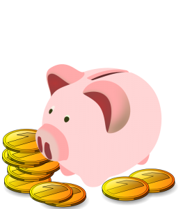 picture royalty free library Bank clipart england bank. Piggy free panda images