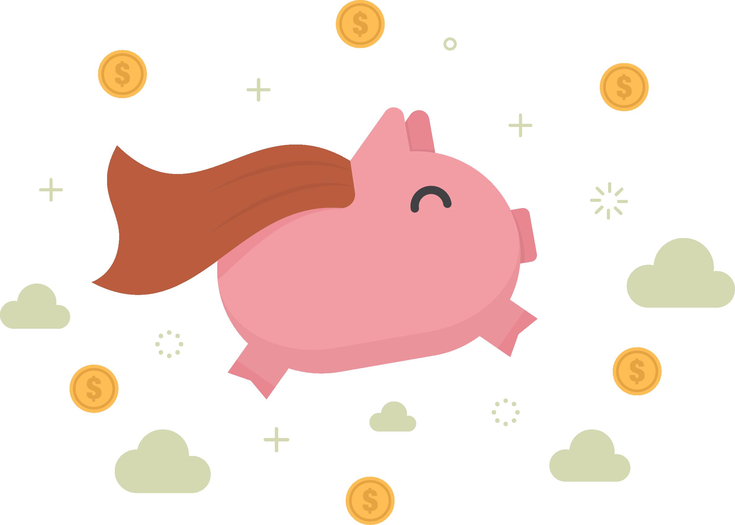 clipart royalty free stock Bank clipart england bank. Piggy money clip art.