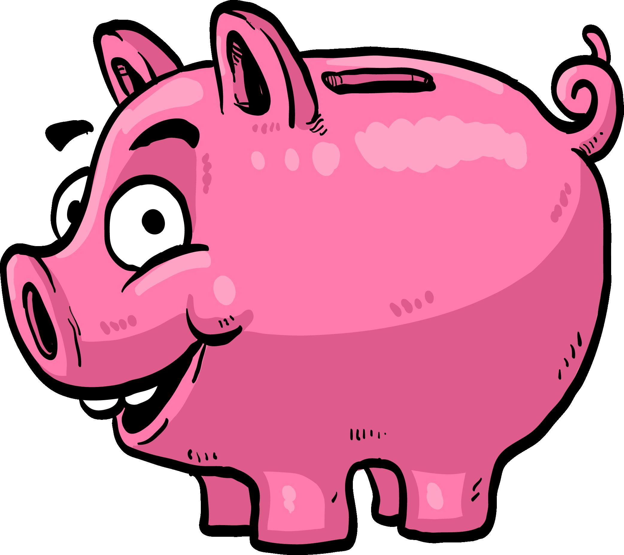 vector library stock Bank clipart england bank. Money saving piggy clip.