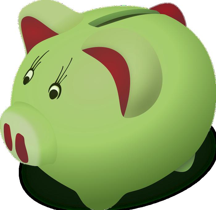 clip transparent Free Pig Clipart