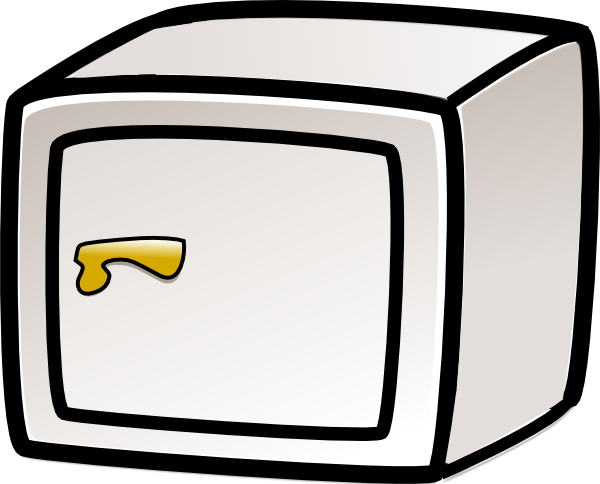 free stock Safe Clip Art at Clker