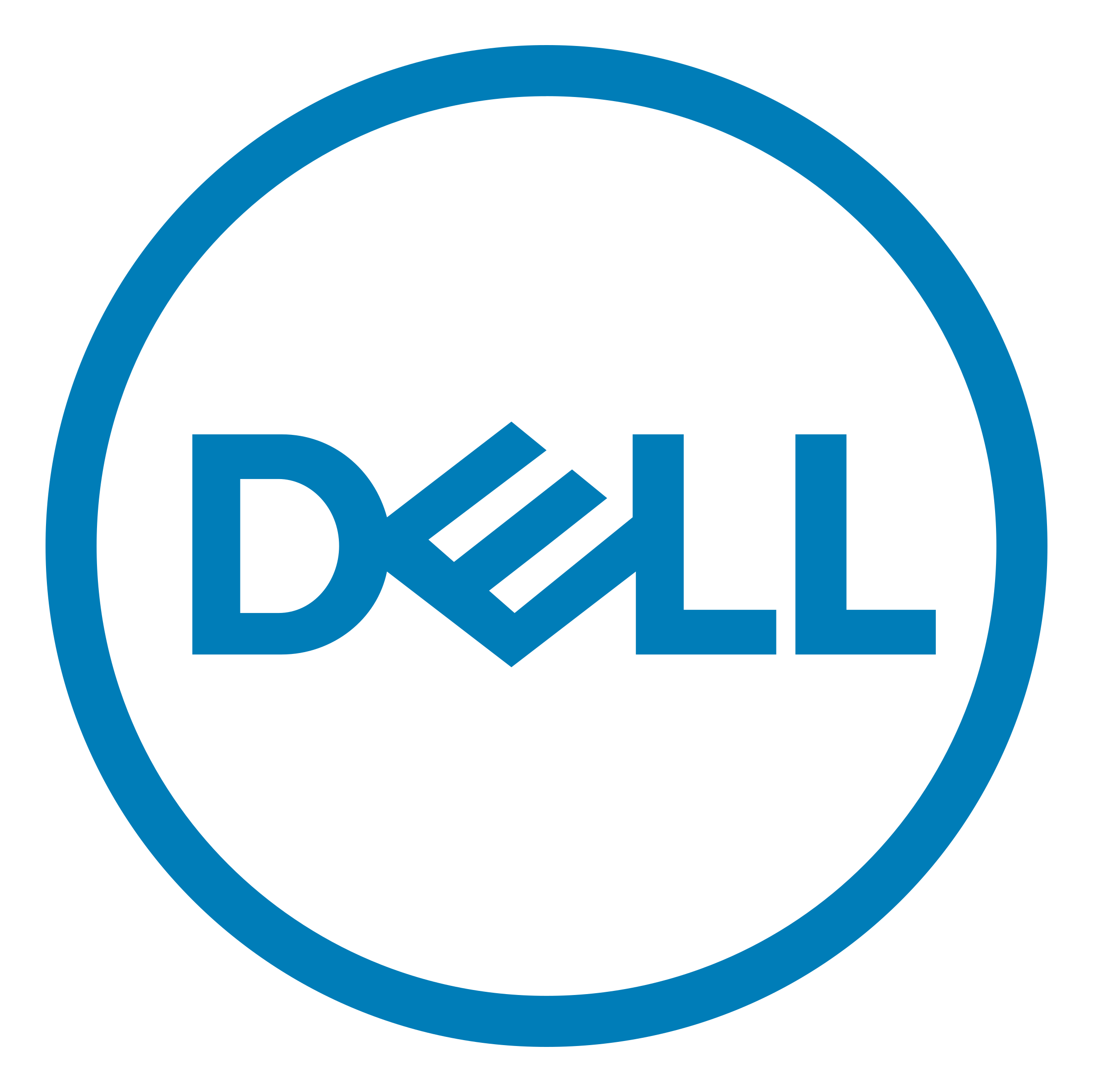 freeuse library Dell Logo PNG Transparent