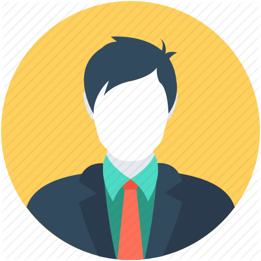 svg library Iconfinder people avatar by. Banker clipart accountant.