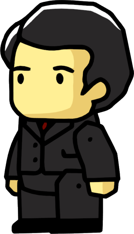 image royalty free download Banker clipart accountant. Scribblenauts wiki fandom powered.