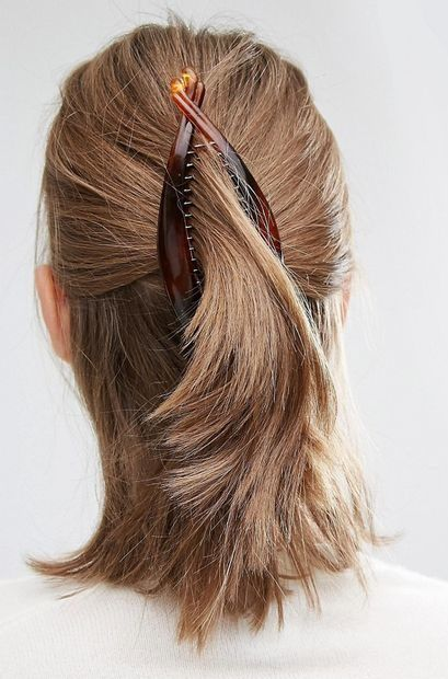 vector free download simple banana clip hairstyles short hair