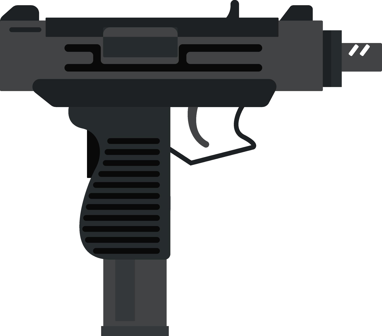 clip free Uzi Weapon Royalty