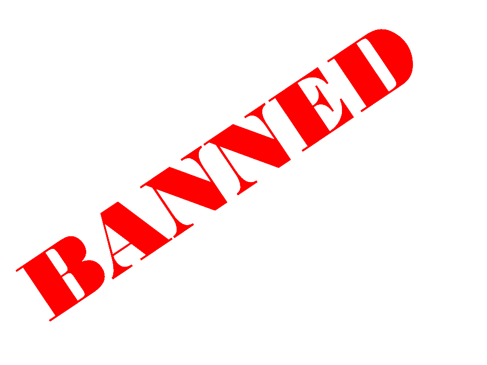 image freeuse download Banned transparent. Image png yogscast wiki
