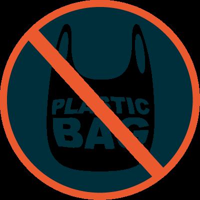 vector download  ban the bag. Banned transparent plastic