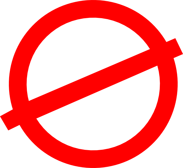 png stock Banned transparent symbol png.  logo for free