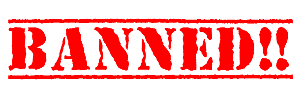 vector freeuse library Banned transparent website. How to get your
