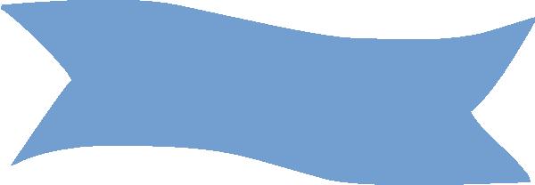 banner Blue . Banner clipart