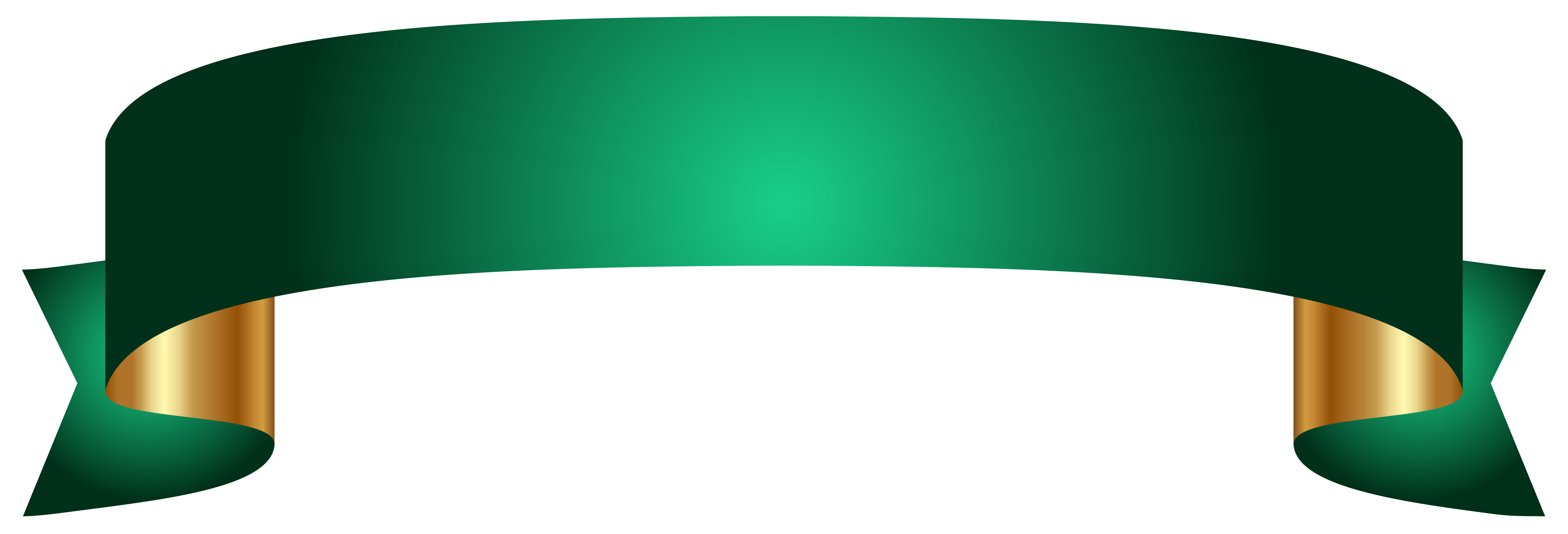 picture stock Banners transparent clear. Green banner png clip