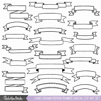 jpg library Ribbon banner . Banners clipart